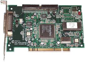 Adaptec AHA-2944 PCI SCSI Controller 64 BIT